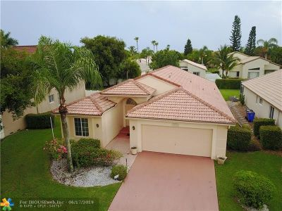 Deerfield Beach Single Family Home For Sale: 4576 NW 7th Pl