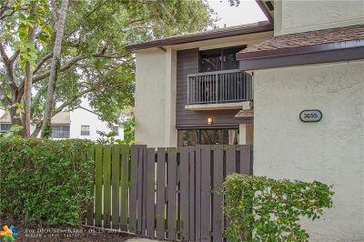 Coconut Creek Condo/Townhouse For Sale: 3655 Cocoplum Cir #34128
