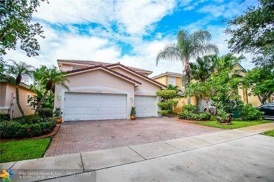 Miramar Single Family Home For Sale: 13770 SW 31st St