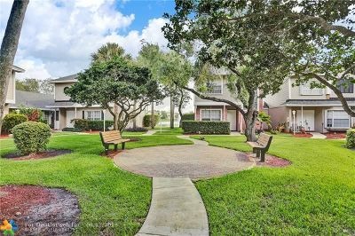 Sunrise Condo/Townhouse For Sale: 12141 NW 36th Pl