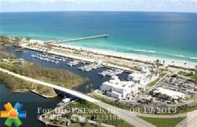 Dania Beach Condo/Townhouse For Sale: 604 NE 2nd St #224