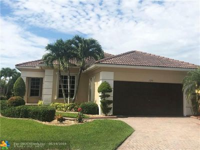Parkland Single Family Home For Sale: 12150 NW 77th Mnr