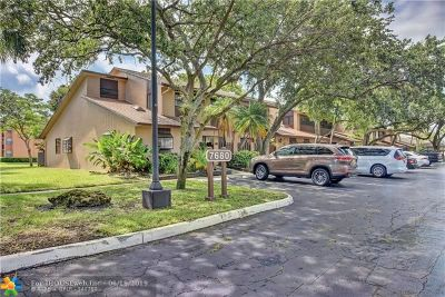Tamarac Condo/Townhouse For Sale: 7680 NW 79th Ave #p-2