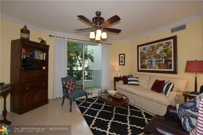 Fort Lauderdale Condo/Townhouse For Sale: 2421 NE 65th St #213