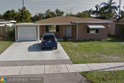 Broward County, Collier County, Lee County, Palm Beach County Rental For Rent: 4650 NE 1st Terrace