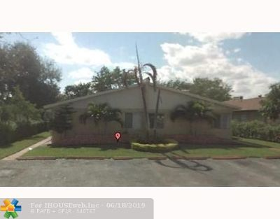 Broward County, Collier County, Lee County, Palm Beach County Rental For Rent: 2466 SW 58th Mnr