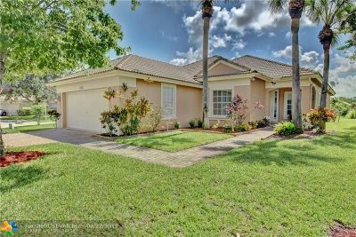Parkland Single Family Home For Sale: 6232 NW 108th Way