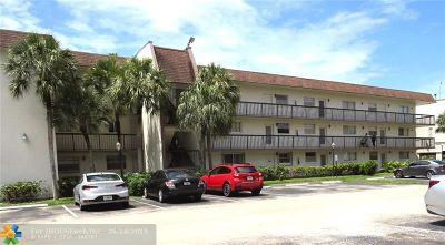 Plantation Condo/Townhouse For Sale: 1701 NW 75th Ave #202