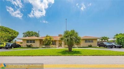 Fort Lauderdale Multi Family Home For Sale: 4516 NE 21st Ln