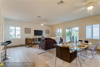 Wilton Manors Rental For Rent: 605 NE 28th St #2