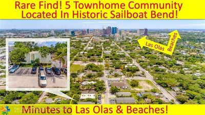Fort Lauderdale Multi Family Home For Sale: 1115 Middle St