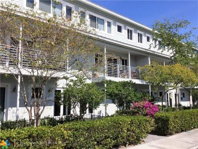 Wilton Manors Rental For Rent: 609 NE 28th St #1