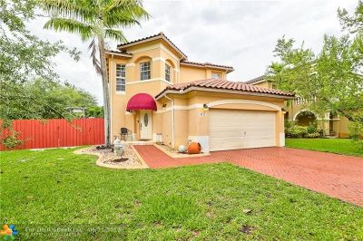 Miramar Single Family Home For Sale: 5172 SW 139th Ave