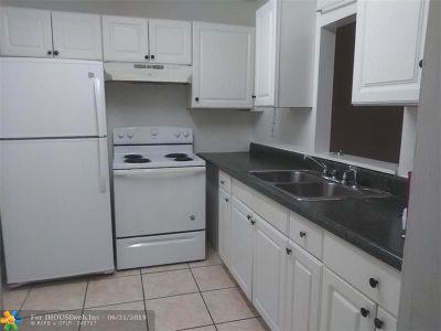 Coral Springs Rental For Rent: 4280 Woodside Dr #13