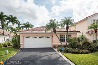 Plantation Single Family Home For Sale: 13405 NW 5th Pl