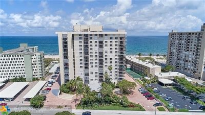 Pompano Beach Condo/Townhouse For Sale: 1900 S Ocean Blvd #2H