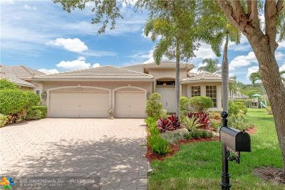 Coral Springs Single Family Home For Sale: 5932 NW 56th Circle