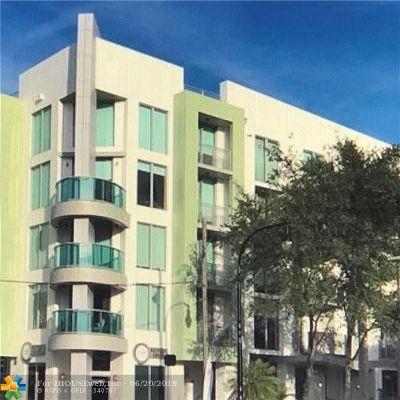 Miami Condo/Townhouse For Sale: 3001 SW 27th Ave #205