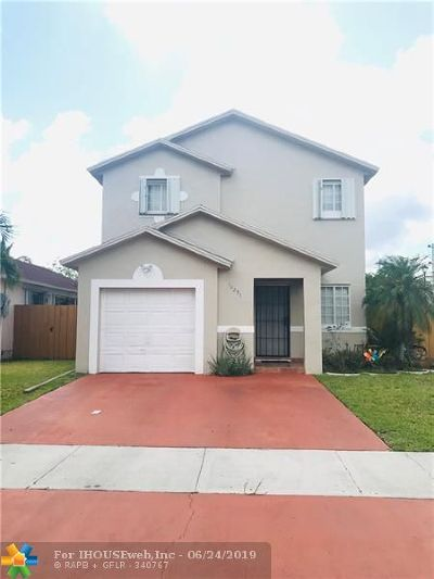 Miami Single Family Home Backup Contract-Call LA: 16251 SW 138th Pl