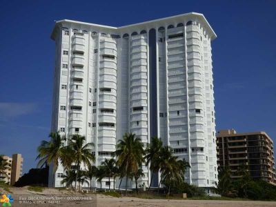 Pompano Beach Condo/Townhouse For Sale: 1340 S Ocean Blvd #1806