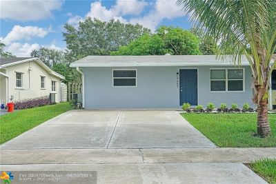 Cooper City Single Family Home For Sale: 9457 SW 52nd Ct