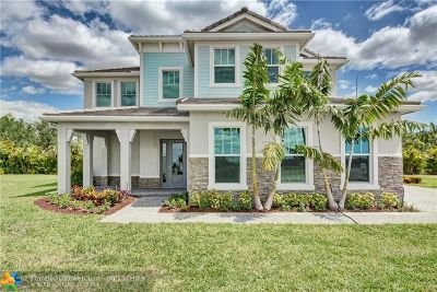 Boynton Beach Single Family Home For Sale: 9597 Captiva Cir