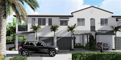 Pompano Beach FL Condo/Townhouse For Sale: $419,000
