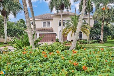Parkland FL Single Family Home For Sale: $825,000