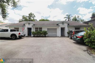 Fort Lauderdale Single Family Home For Sale: 4926 SW 27 Avenue