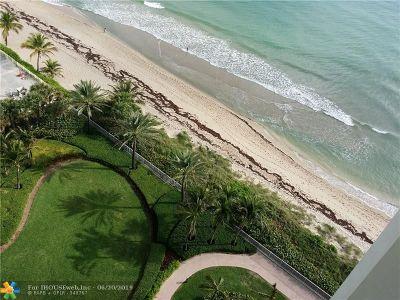 Rental For Rent: 3200 N Ocean Blvd #1605