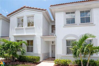 Miramar Condo/Townhouse Backup Contract-Call LA: 15635 SW 40th St #260