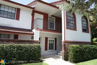 Coral Springs Condo/Townhouse Backup Contract-Call LA: 2394 NW 89th Dr #2394