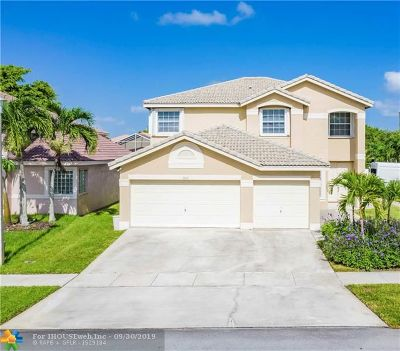 Miramar Single Family Home For Sale: 2802 SW 182nd Ave