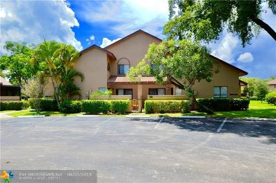 Broward County , Palm Beach County Condo/Townhouse For Sale: 2323 NW 37th Ave #B