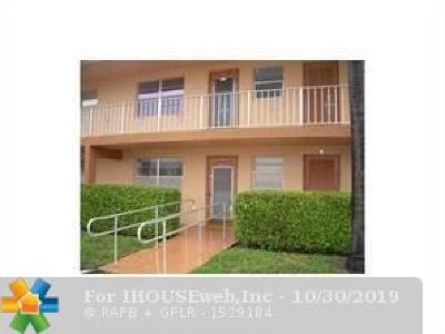 Margate Condo/Townhouse For Sale: 7605 NW 5th Pl #203
