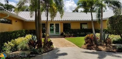 Boca Raton Rental For Rent: 8120 Twin Lake Dr