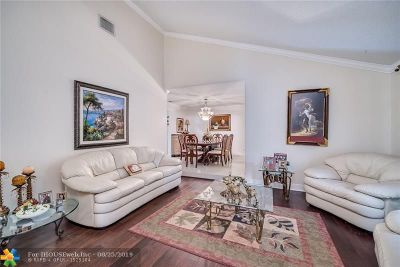 Coral Springs Single Family Home For Sale: 679 NW 99th Ter