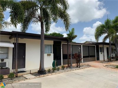 Delray Beach Multi Family Home For Sale: 2312 Spanish Trail