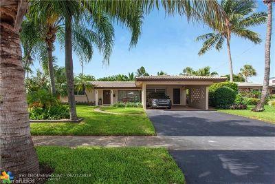Single Family Home For Sale: 2116 NE 63rd St