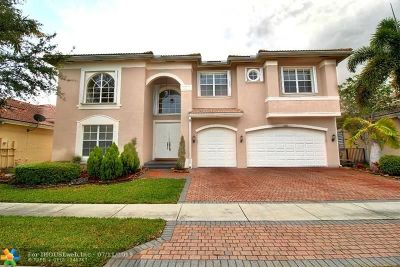Miramar Single Family Home For Sale: 4848 SW 183rd Ave