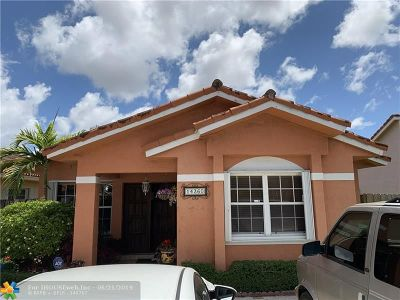Miami Single Family Home For Sale: 14360 SW 112th Ter
