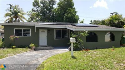 Miramar Single Family Home For Sale: 3221 SW 64th Ter