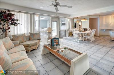 Fort Lauderdale Condo/Townhouse For Sale: 1920 S Ocean Drive #1106