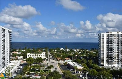 Fort Lauderdale Condo/Townhouse For Sale: 3020 NE 32nd Ave #1421