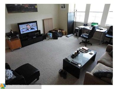 Fort Lauderdale Rental For Rent: 533 NE 3rd Ave #420