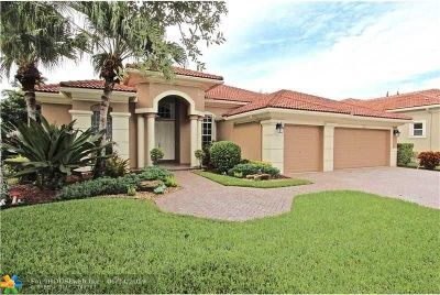 Coral Springs Rental For Rent: 4862 NW 123rd Terrace