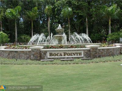 Boca Raton Rental For Rent: 6491 Via Regina #5