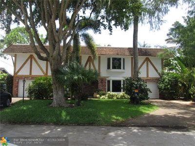 Wilton Manors Rental For Rent: 619 Kensington Pl