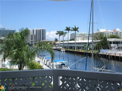 Fort Lauderdale Rental For Rent: 3220 Bayview Dr #215