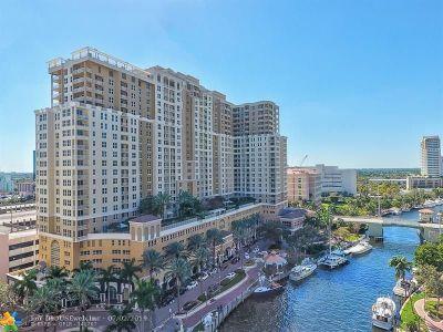 Fort Lauderdale Rental For Rent: 511 SE 5th Ave #1906